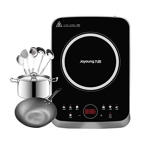 Hot Plate Smart Home Induktionsherd, 2200 W, hochleistungsgrau, mit...