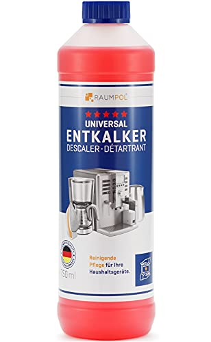 Entkalker 750ml für Kaffeevollautomat & Kaffeemaschine - kompatibel mit allen...