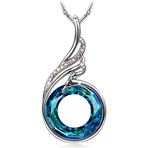 Kate Lynn Halsketten für Frauen, Phoenix Serie Halskette Anhänger Symbolisiert...