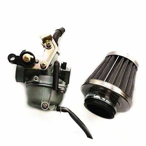 19mm Kabel Choke Vergaser Vergaser + Luftfilter für 70cc 90cc 110cc China ATV...