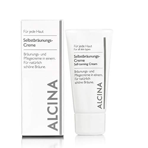 Alcina B Selbstbräunungs-Creme 50ml