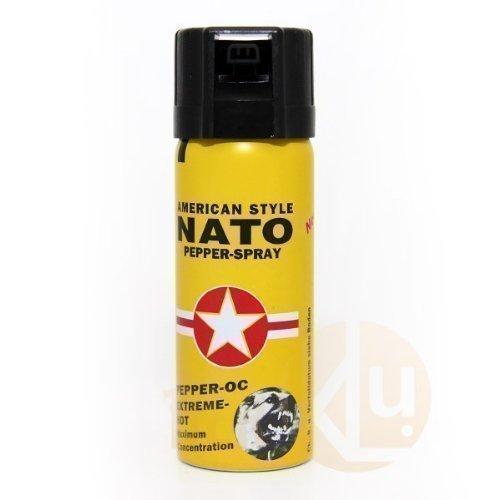 Pfefferspray American Style NATO 40ml Extreme Pepperspray Abwehrspray