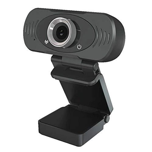 SimpleMfD USB Webcam PC Laptop Desktop 1080P HD Web Cam Clip-on Computer