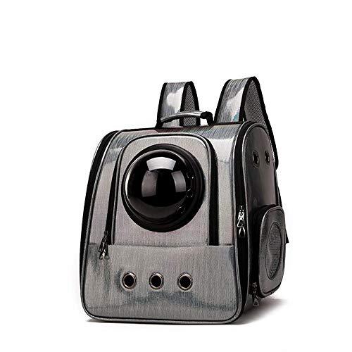 MISLD Transparente Transporttasche Space Capsule Pet Bag Transporttasche for...