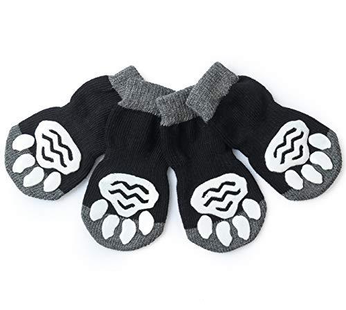 Pet Heroic Indoor Anti-Rutsch Socken für Hunde und Katzen -8 Größen von S...