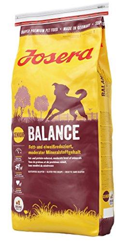 JOSERA Balance (5 x 900 g)   fett- und eiweißreduziertes Hundefutter für...
