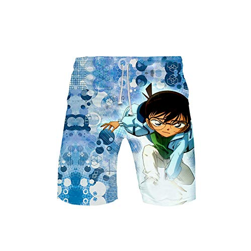 Detective Conan Boardshorts Shorts Sommer Neue Quick Dry Herren Beach Shorts Hip...