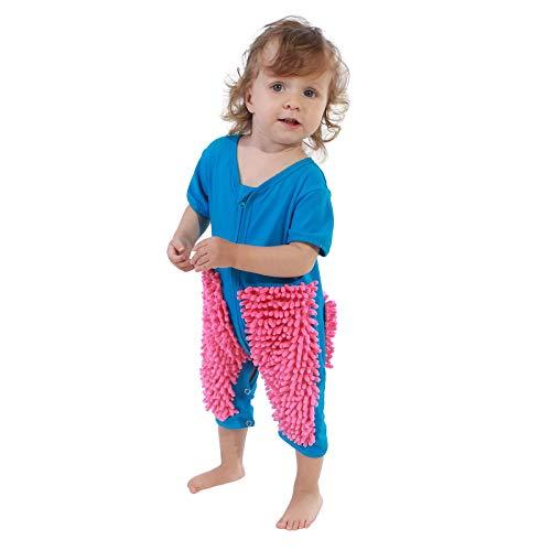 uBabamama Baby Kleidung Wischmop Strampler Overall Mädchen Jungen Jumpsuit...