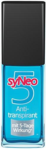syNeo 5 Anti-Transpirant MAN Pumpspray für Männer, Deo-Spray gegen starkes...