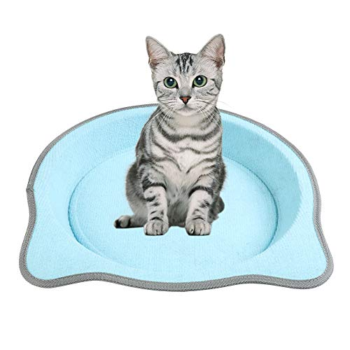 Pet Cat Clawed Tray, universelles rundes Pet Cat Nest rutschfestes Clawed Tray...