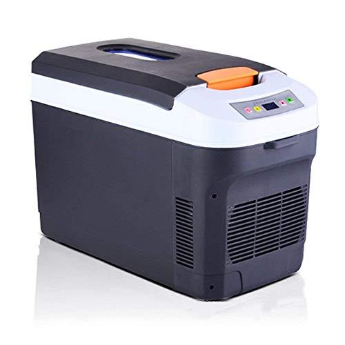 Elektro-Kühlbox, Mini Auto Kühlschrank Car Home Reise 25L großen...