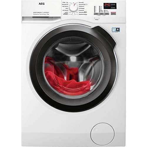 AEG LAVAMAT L6FL700EX Waschmaschine 7 Kg 1400 U/min 14 Programme weiß EEK: E