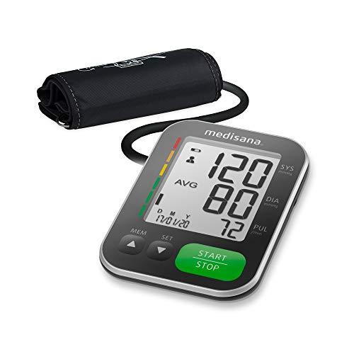 Medisana BU 565 Oberarm-Blutdruckmessgerät, Arrhythmie-Anzeige,...