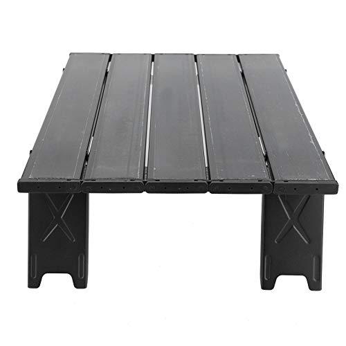 Huakii Camping-Tisch, leicht zu reinigender, langlebiger Grilltisch, kompakte...