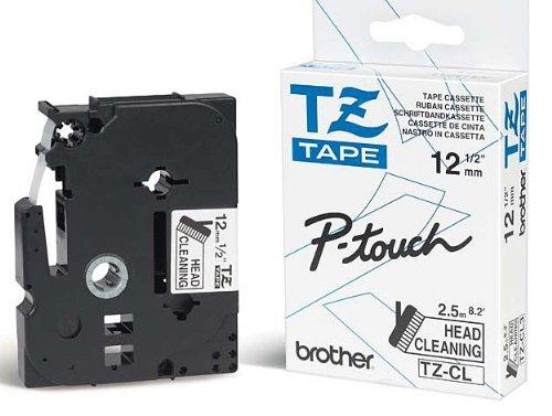 Reinigungskassette TZCL3, 12mm für Brother P-touch Beschriftungsgerät,...