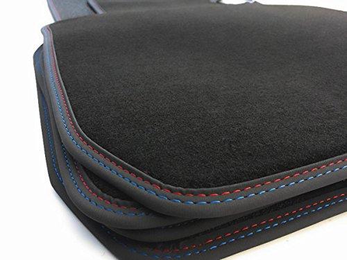 kh Teile Fußmatten E90 E91 M3 Velours Automatten Original Qualität Premium...