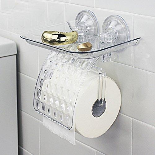 Dongyd Badezimmer WC Rolls Papierhandtuchhalter Tissue-Box Zhiwu JIA...