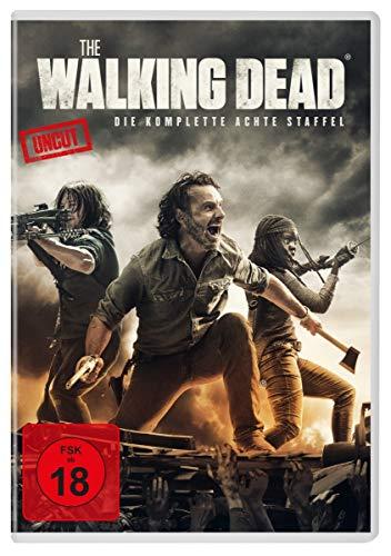 The Walking Dead - Staffel 8 [6 DVDs]