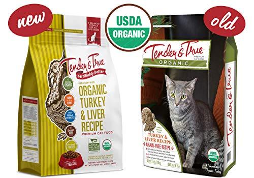 Tender & True Pet Nutrition Katzenfutter, 3 lb,