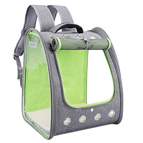 Transporttasche Rucksack für Haustiere Hunde Katzen - Große Tragbar...