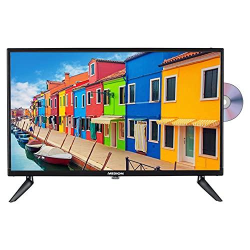 MEDION E12423 60,5 cm (23,8 Zoll) Full HD Fernseher (Triple Tuner, DVB-T2 HD,...