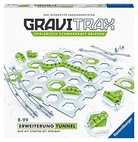 Ravensburger GraviTrax Erweiterung Tunnel - Ideales Zubehör für spektakuläre...