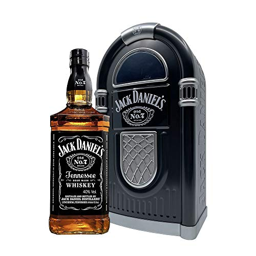 Jack Daniel's Tennessee Whiskey JUKEBOX Design 40% Volume 0,7l in Tinbox Whisky