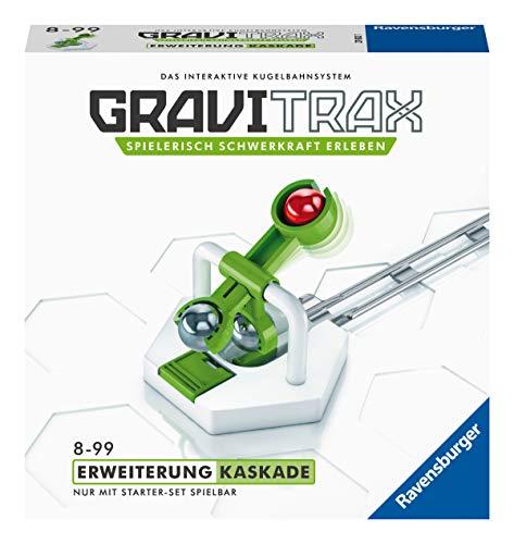 Ravensburger GraviTrax Erweiterung Kaskade - Ideales Zubehör für spektakuläre...