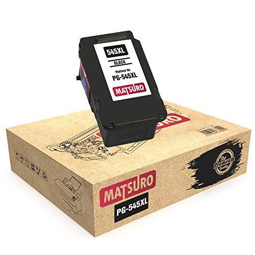 Matsuro Original | Kompatibel Remanufactured Tintenpatrone Ersatz für Canon...