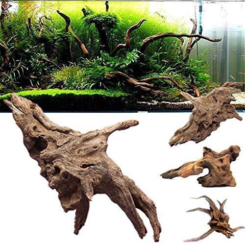 F.lashes Decor-Wurzel -Mangrove Scaper Root Mangrovenwurzel für Aquarien und...