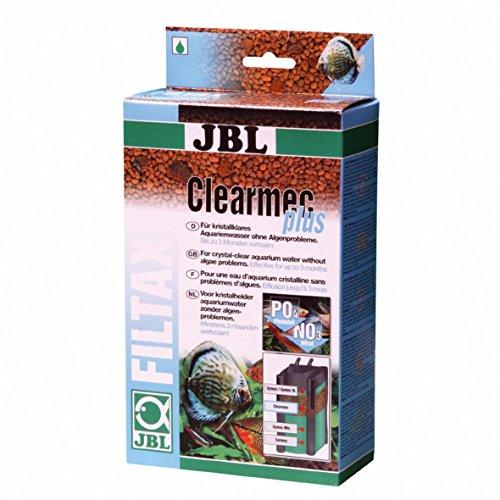 JBL Clearmec plus 62395 Filtermasse zur Entfernung Nitrit, Nitrat und Phosphat...