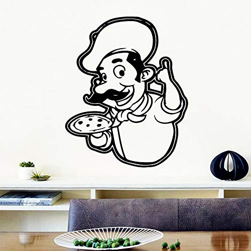 yaonuli Exquisite Pizza Wandaufkleber Home Decoration Wandaufkleber Mobile...