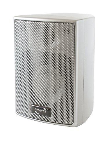 Dynavox AS-301 Satelliten-Lautsprecher, Paar, für Heimkino oder Büro, kompakte...