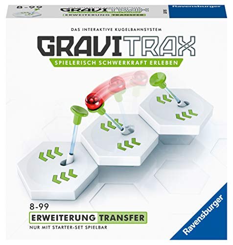 Ravensburger GraviTrax Erweiterung Transfer - Ideales Zubehör für...