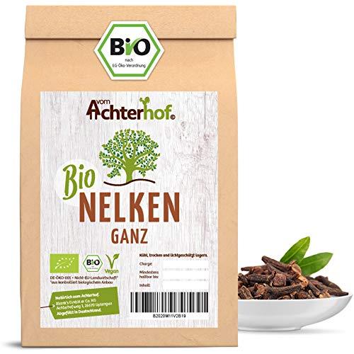 Nelken ganz Bio (100g) Gewürznelken getrocknet handverlesen Gewürz...