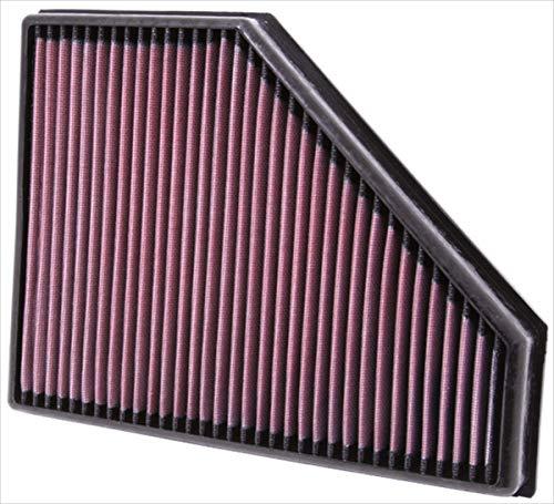 K&N 33-2942 Motorluftfilter: Hochleistung, Prämie, Abwaschbar, Ersatzfilter,...