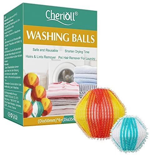 Waschbälle,Waschmaschine Ball,Tierhaarentferner Waschmaschine, Waschmaschine...