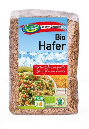 Bio Hafer 3 kg 100% Nackthafer aus Österreich, Öko, Rohkost mit Keim,...