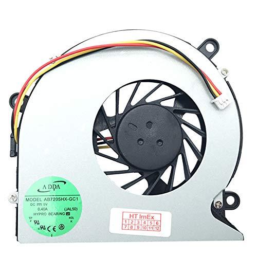 Lüfter Kühler Fan Cooler kompatibel für Acer Aspire 5720, 5720G, 5720Z,...