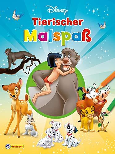 Disney Klassiker: Tierischer Malspaß