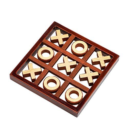 Brettspiele Gesellschaftsspiel Familienspiel Grundspiel, Holzspielkiste für...