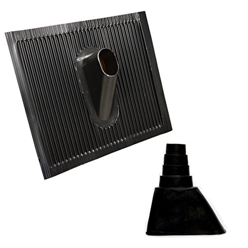 Dachabdeckung Alu-Dachziegel Schwarz Dach Montage Abdeckung Ziegel Dachpfanne...