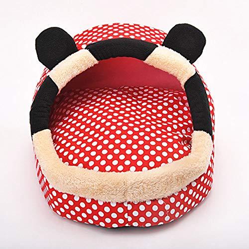 BAOLH Haustier-Nest, modischer Schlafsack für Katzen, Katzenklo, waschbar,...
