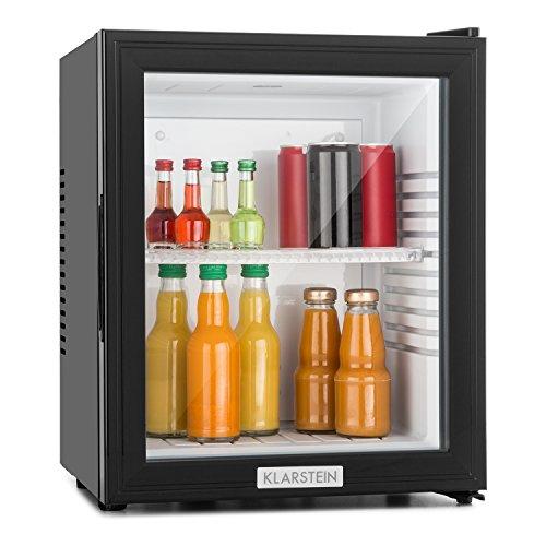 Klarstein MKS-12 - Minibar, Mini-Kühlschrank, Getränkekühlschrank, A, 24...