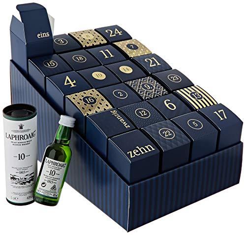 Amazon Premium Spirituosen Adventskalender 2020 - 24 Miniaturflaschen inkl....