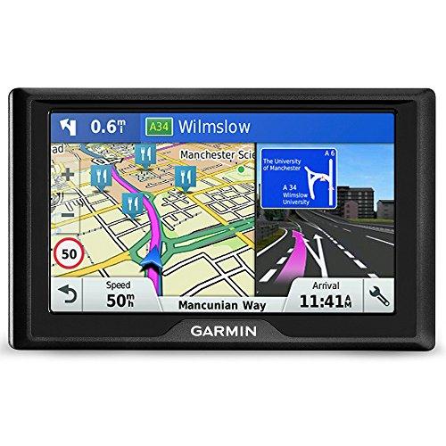Garmin Drive 51 LMT-S Navigationssystem (einzelne Länder), 5 Zoll, schwarz...