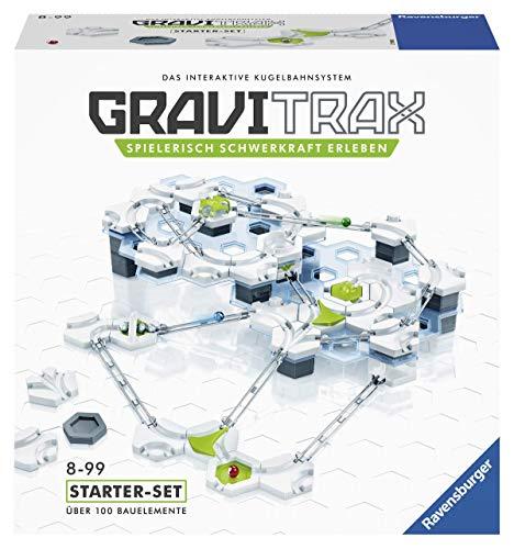 Ravensburger 27590 GraviTrax Starterset - Erweiterbare Kugelbahn für Kinder,...