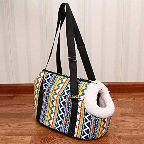 GBX Pet Carrier Hunderucksack Cosy & Soft Puppy Cat Dog Taschen Outdoor Wandern...