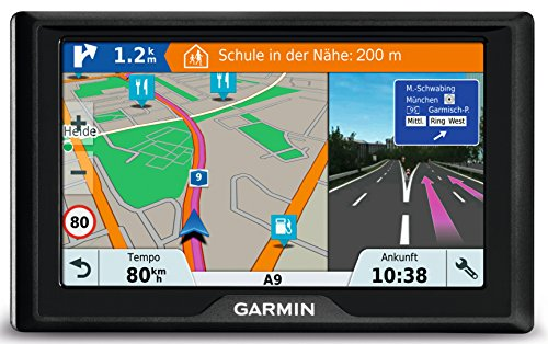 Garmin Drive 51 LMT-S CE Navigationsgerät - lebenslang Kartenupdates &...