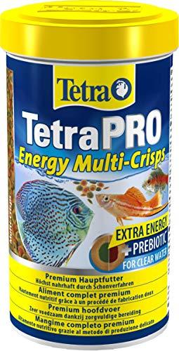 Tetra Pro Energy Premiumfutter (Flockenfutter für alle tropischen Zierfische,...